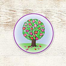 Pomôcky - Strom podšálka - jar - 13257053_