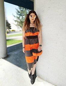 Šaty - TIC-TAC dress - 13261771_