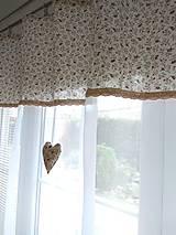 Úžitkový textil - Záclona drobné kvietky  skladom - 13262511_