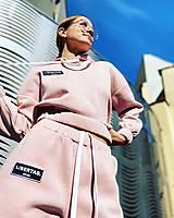 "Mikiny - Mikina ""Pink soft"" - 13262894_"