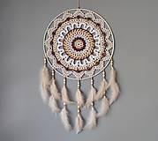 Dekorácie - Lapač snov 40 x 75 cm - 13262908_