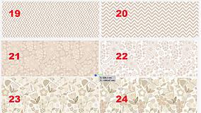 Nádoby - Dózy MIX múka (17 x 13 cm - 1000gr. (1 kg. múky) - 13259489_