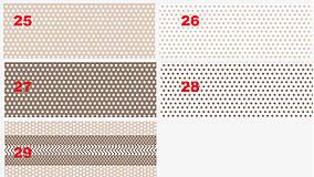 Nádoby - Dózy MIX múka (17 x 13 cm - 1000gr. (1 kg. múky) - 13259490_