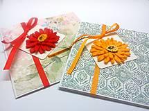 Papiernictvo - Pohľadnica ... kúsok kvetu II - 13267061_