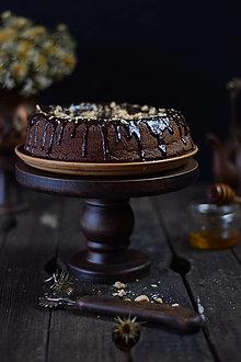 Pomôcky - Podnos pod tortu  - 13265849_