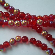 Korálky - CrystaLine Beads™-4mm-1ks - 13266422_