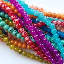 Korálky - Candy Jade Beads™-4mm-30ks - 13267103_