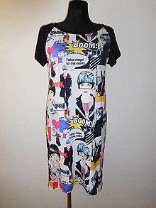 Šaty - Boom, boom šaty - 13263568_