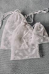 Úžitkový textil - Vrecko na zeleninu a ovocie - 13264675_