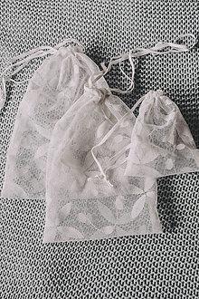 Úžitkový textil - Vrecko na zeleninu - 13264675_