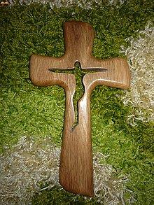 Dekorácie - Kríž - 13263272_