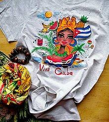 Tričká - Viva Cuba - 13265919_