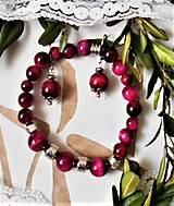 Sady šperkov - Tigrie oko- variácie - 13268571_