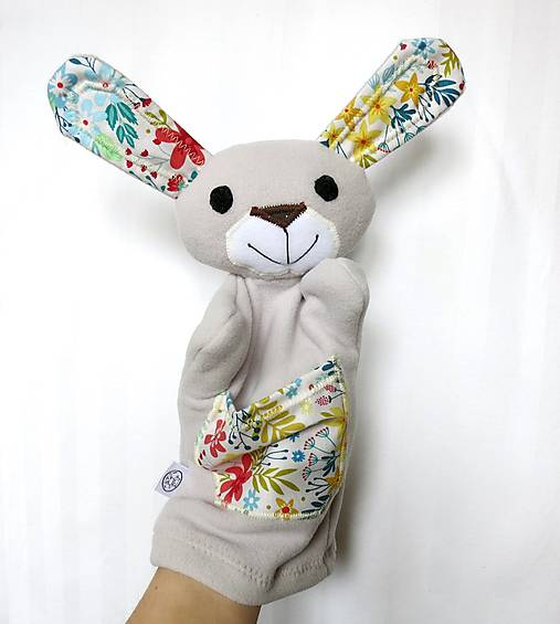 Maňuška zajac - Zajačik od Svetlej lúky