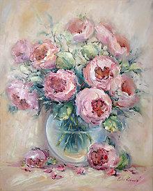 Obrazy - Ruže - 13270195_