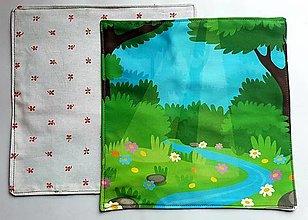 Úžitkový textil - Hravé prestieranie - 13269897_