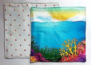 Úžitkový textil - Hravé prestieranie - 13269917_
