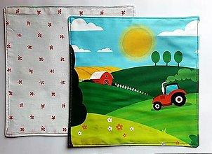 Úžitkový textil - Hravé prestieranie - 13269944_