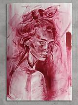 Kresby - Portrét na želanie - 13267674_