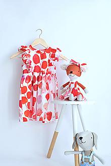 Detské oblečenie - Rozkvitnuté záhrady na šatôčkach - 13274853_