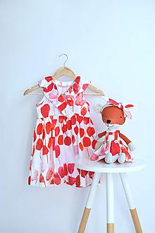 Detské oblečenie - Rozkvitnuté záhrady na šatôčkach - 13275000_