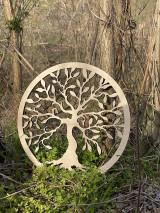 Dekorácie - Strom života  (30 x 30 cm) - 13272315_
