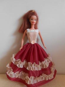 Hračky - Šaty pre barbie - 13274458_