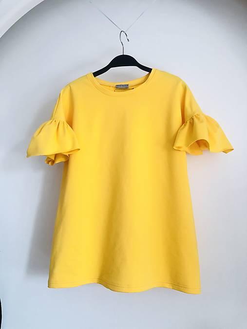Tričko Slnko