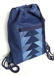 Batohy - Rifľový batoh + vreckovník - 13279804_