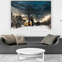 Obrazy - KAPLNKA fotoplátno 60x40 cm - 13278632_