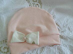 Detské čiapky - Čiapočka. - 13276767_