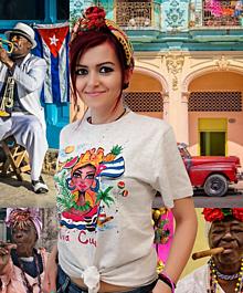 Tričká - Viva Cuba - 13279481_