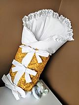 Textil - Perinka - Čičmany s čipkou - 13279121_