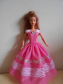 Hračky - Šaty pre barbie - 13278955_