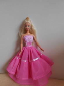 Hračky - Šaty pre barbie - 13278958_