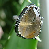 Prstene - Únorové sluneční paprsky (52+) - 13277788_