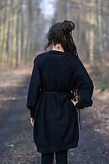 Šaty - Šaty MOIRY finster - 13282709_