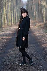 Šaty - Šaty MOIRY finster - 13282710_