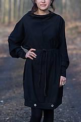 Šaty - Šaty MOIRY finster - 13282711_