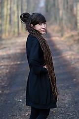 Šaty - Šaty MOIRY finster - 13282719_