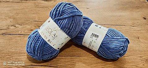 Galantéria - Bunny Baby (35 - královská modrá) - 13285772_