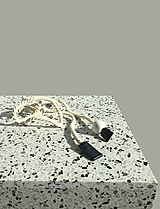 Opasky - Rope belt Darkblue - 13283581_