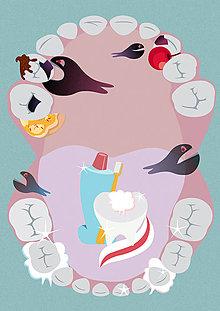 Grafika - Brush your teeth - 13283919_