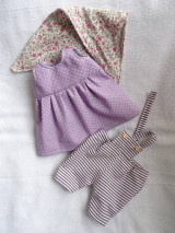 Hračky - Oblečenie pre bábiku-pre Katy - 13285911_