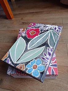 Krabičky - magic box - 13281707_