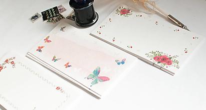 Papier - Obálka vzorovaná metalická - 13285671_