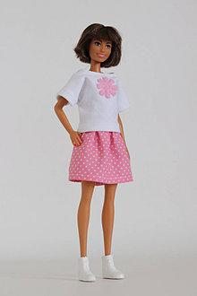 Hračky - Oblečenie pre Barbie - 13282406_