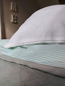 Úžitkový textil - Posteľné obliečky Gentle Caress - 13281768_