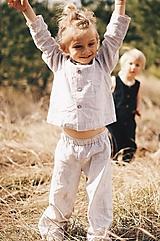 Detské oblečenie - FERU nohavice UNISEX - 13288494_