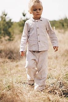Detské oblečenie - FERU košeľa UNISEX - 13288482_